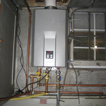 Ways to fix a tankless water heater.