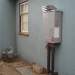 Where to get a tankless water heater in the San Fernando Valley
