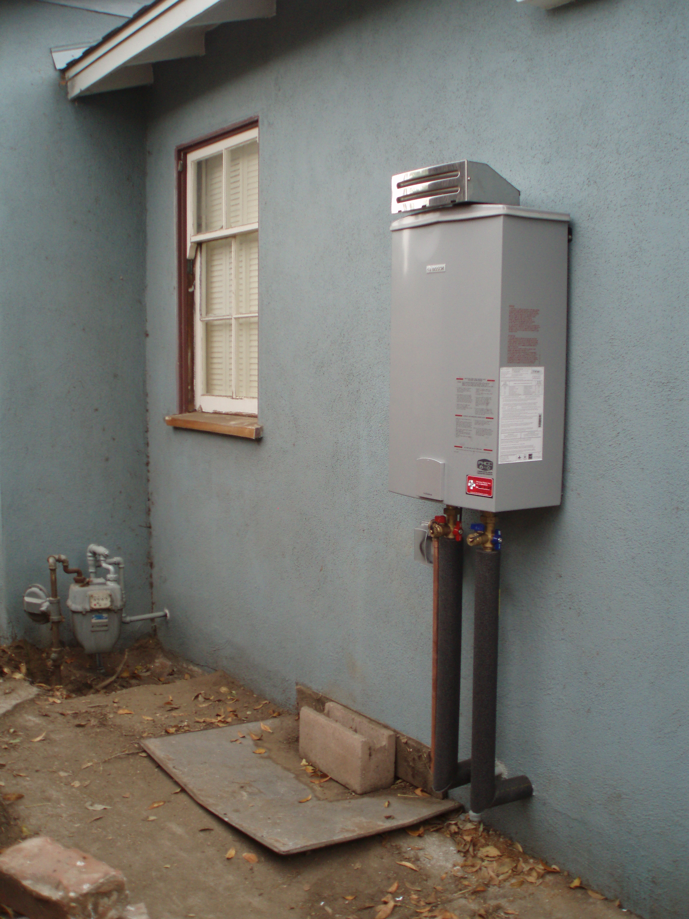 where to get a tankless water heater in the san fernando valley - Tankless Water Heater Installation